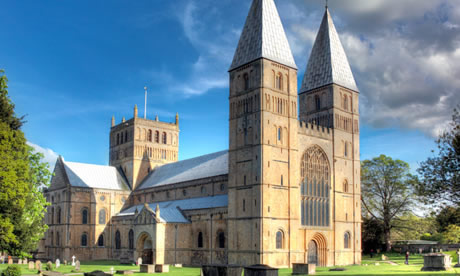 Southwell Minster - Cathedral Church of the Diocese